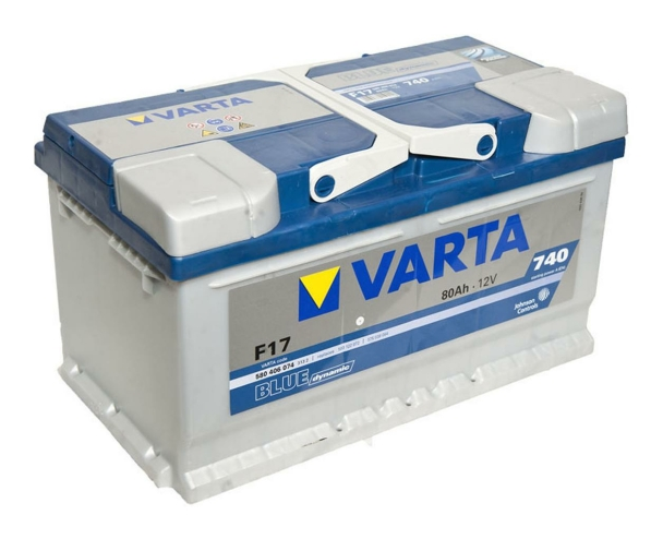 Varta Blue Dynamic F17